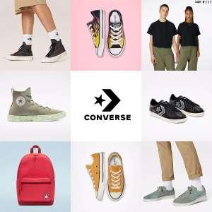 Converse sale tot -70% + 20% extra [nieuwsbrief code]