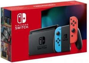 Nintendo switch upgrade versie (2019) rood blauw