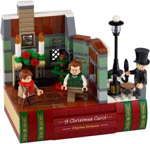 Gratis eerbetoon aan Charles Dickens 40410 (v.a. €150) bij LEGO.com