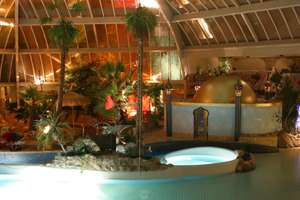 Medi Therme incl. hotelovernachting v.a. €59 per persoon @ Travelcircus