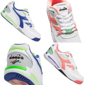Diadora Rebound Ace Double Action Premium leren sneakers