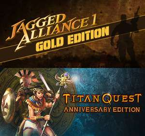 [Steam/PC] Claim gratis de games Titan Quest Anniversary Edition en Jagged Alliance 1: Gold Edition