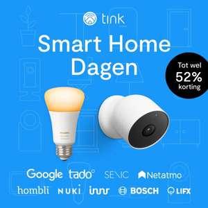 tink Smart Home Dagen (tot 52% korting): o.a. 2x Nest Hub 2 voor €124 | Belkin Soundform Elite speaker voor €119