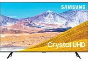 "SAMSUNG 82TU8000 82"" 4K LED Smart TV voor €1277,77 @ MediaMarkt"
