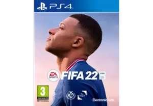 FIFA 22 Playstation 4 pre-order + gratis pre-orderbonus