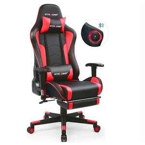 GTPLAYER Gtracing series gaming stoel (met ingebouwde speakers) voor €143,99 @ Gtracing