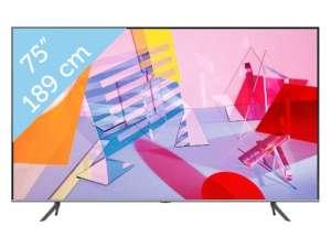 "Samsung 4K 75"" QLED TV Q60T"