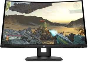 "HP X24c 144hz FHD 23,6"" Freesync Curved Gaming Monitor @Amazon DE"