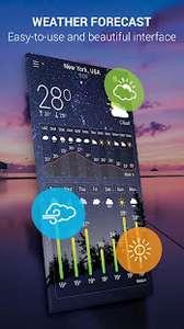 Momenteel gratis Weer app voor Android (Weather App Pro)