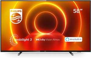 """Philips 58PUS7805/12 - 58"""" Smart 4K LED (2020)"""
