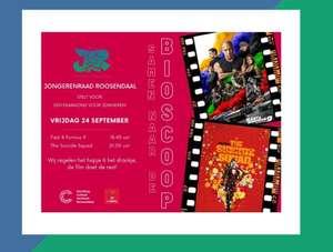 C-Cinema X Jongerenraad Roosendaal