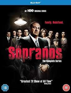 The Sopranos: The Complete Series Bluray