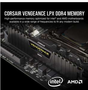 32Gb Corsair Vengeance LPX DDR4 3200Mhz