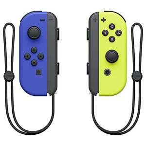 Nintendo Switch Joy-Conset Blauw/Neongeel