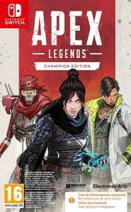 Apex legends - champion edition SWITCH
