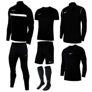 Nike trainingsset Academy 21 (7-delig) @ Geomix