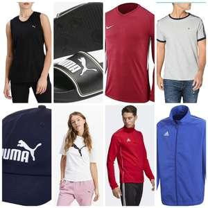 Kleding mix (enkele maten)Adidas/Puma