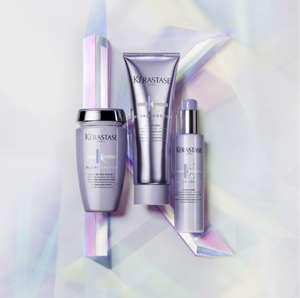Gratis sample: Kérastase Blond Absolu shampoo en conditioner