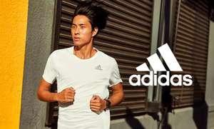adidas cadeaubon t.w.v. €50 (€35 + €15) voor €35 (te combineren met kortingscodes) @ Groupon