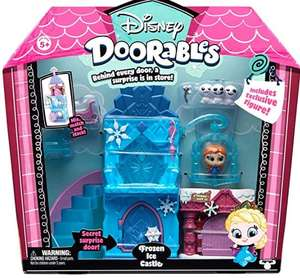 Doorables 35013 - Speelset Frozen Ijskasteel