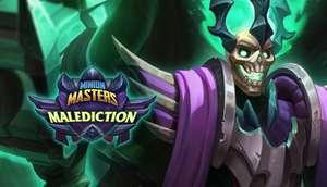[gratis dlc] Minion Masters - Mordar's Malediction En de base game is free to play! Voor PC en Xbox