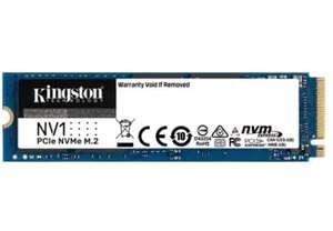 Kingston NV1 NVMe 1TB M.2 SSD