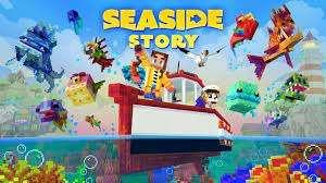 Minecraft Seaside Story map gratis op de marketplace