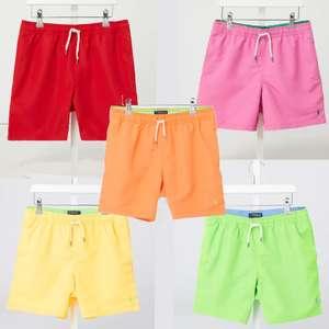 Polo Ralph Lauren kids zwemshort - diverse kleuren [laatste item 10% extra korting]