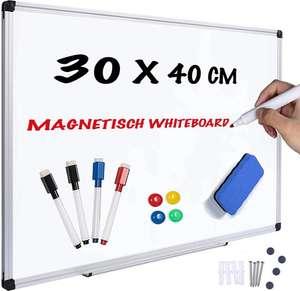 Magnetisch Whiteboard 30x40