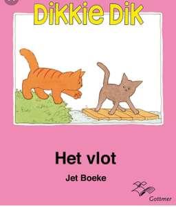 (Kindle editie) Dikkie Dik en het Vlot