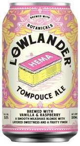 Tompouce bier @ HEMA