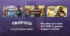 Tropico 6 El Prez voor rond de €10 plus DLC + 3 + 4 + 5