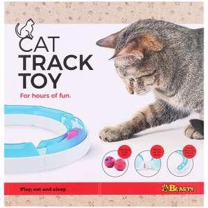 Kattenspeelbaan €2,99 -> €2,29 in weekactie Action