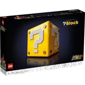Lego Super Mario 64 vraagtekenblok 71395 *pre-order*