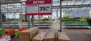 Trampoline 396*88cm @Ranzijn Alkmaar
