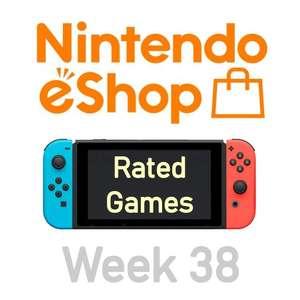Nintendo Switch eShop aanbiedingen 2021 week 38 (deel 1/2) games met Metacritic score