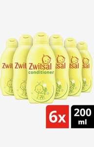 Bol.com 6x200ml Zwitsal Conditioner
