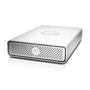 Western Digital G-Technology G-Drive USB-C 4TB Aluminium