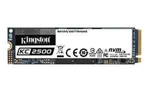 Kingston KC2500 2TB Gen.3 x4 NVMe SSD