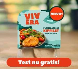 Gratis Vivera plantaardige kipfilet