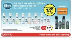 Odorex + cadeaukaart €5,- plutosport