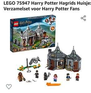 Lego Harry Potter Hagrids huisje