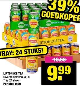 BigBazar Lipton Ice Tea 24 blikjes