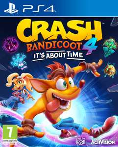 Crash Bandicoot 4 It's about time [BE] Mediamarkt