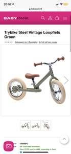 Trybike driewieler set (€111,92) of los €79,96