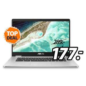 """[Dagdeal] Asus Chromebook C523NA-BR0364 15,6"""" 4GB/32GB voor €177 @ Expert"""