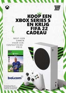 Xbox Series S Console + FIFA 22 (digitaal)
