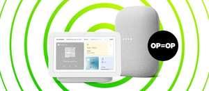 Google Nest Entertainment pakket als welkomscadeau bij nieuw internetabonnement @KPN