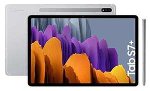 Samsung Galaxy Tab S7+ OLED, WiFI, 6GB/128GB, Snapdragon 865+ (Zilver)