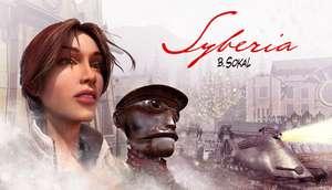 [GRATIS] Syberia 1 + 2 @ Steam